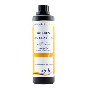 Tollisan Golden Omega Oils – 500ml