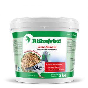 Röhnfried Premium Reise-Mineral - 5kg