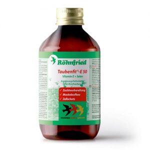 Röhnfried Taubenfit E-50 250 ml